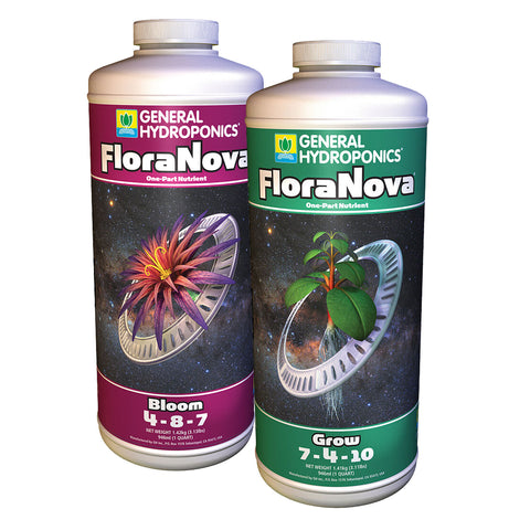 floranova grow y bloom todo para tu cultivo growshop mexico general hydroponics en mexico