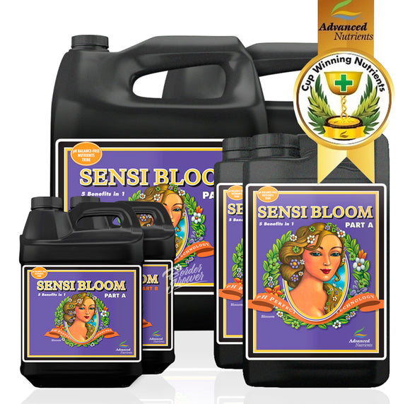 PH PERFECT DUO SENSI BLOOM PARTE  A + B / 1 L / Fertilizante Base para floración