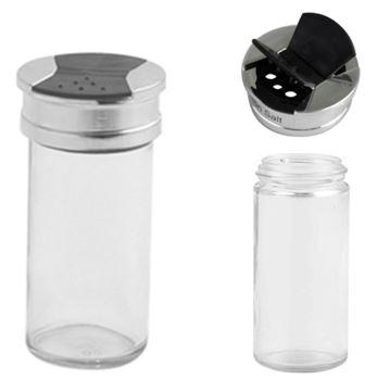 Orii 3 oz. Round Utility Storage and Spice Jar with Butterfly Lid