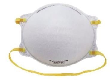 CDC Listed MAKRITE N95 NIOSH Certified Particulate Respirators, 20 Masks