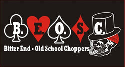 Bitter End - Old School Choppers, Inc.