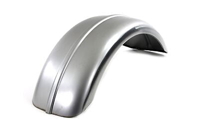 Round profile chopper raw fender, 9