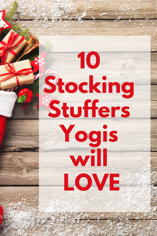 10 Stocking Stuffers Yogis will LOVE