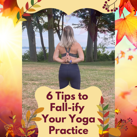 Fall-ify your yoga practice