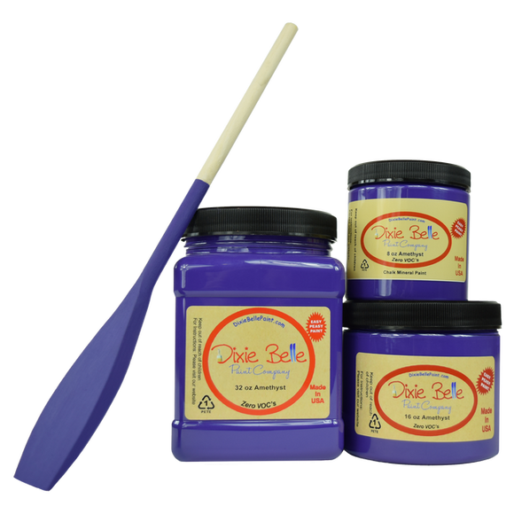Chalk Mineral Paint - Amethyst
