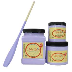 Chalk Mineral Paint - Lucky Lavender