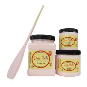 Chalk Mineral Paint - Soft Pink