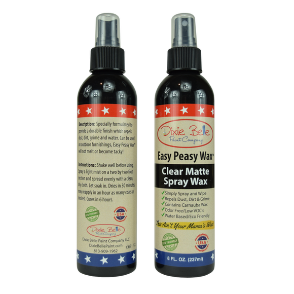 Easy Peasy Wax 8oz
