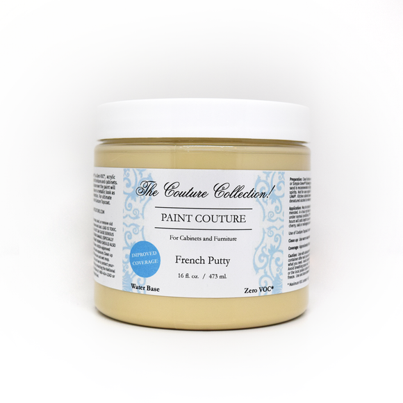 French Putty - Paint Couture - Paint for Furniture and Cabinets