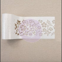 Royal Ann Garden -Stick and Style Stencil Roll (15 yards long, 4