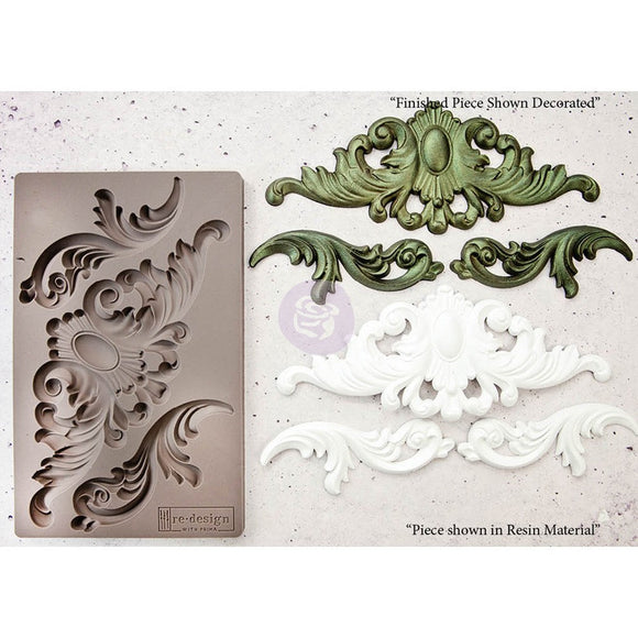 Thorton Medallion Mould -redesign with Prima