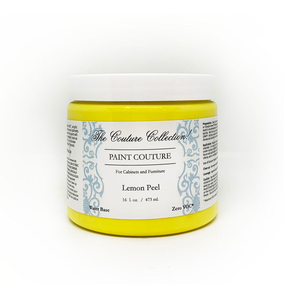 Lemon Peel - Paint Couture - Paint for Furniture and Cabinets