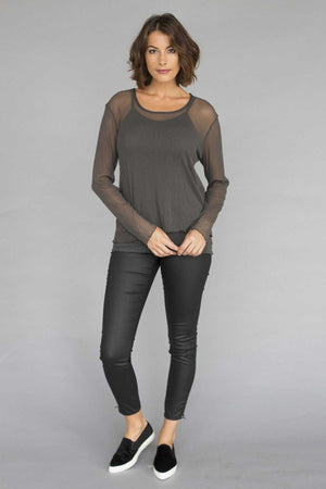 BASIC OPEN MESH TOP