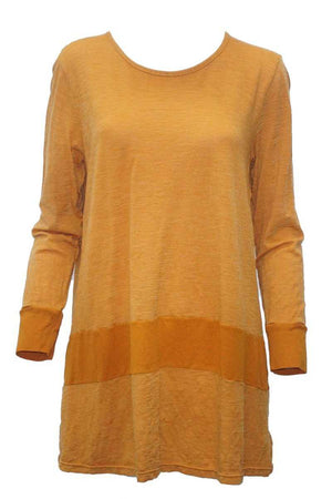 Barossa Top wool blend yellow top