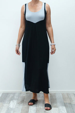 Panelled Maxi