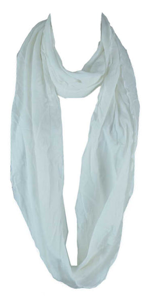 Wide Loop Scarf