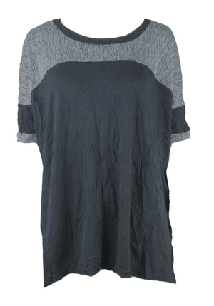 SPLICED RELAXED TEE