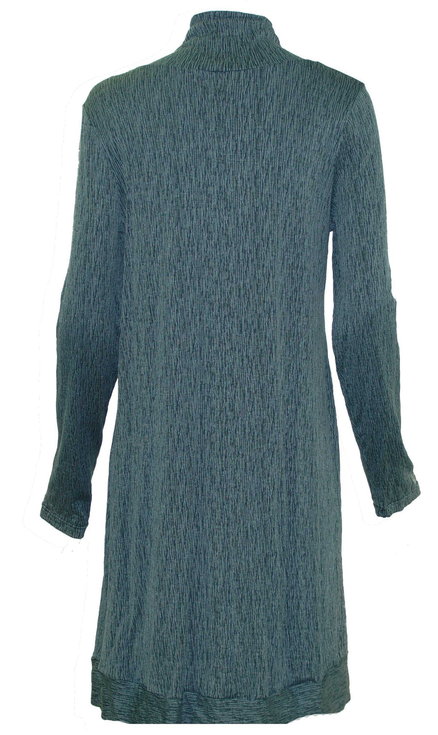SLUB SKIVVY JUMPER DRESS