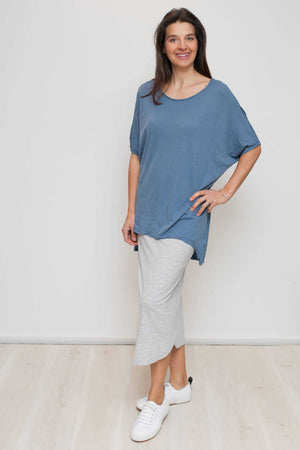 Oversized Dolman Sleeve