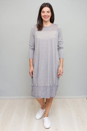 Wool/Nylon Spliced Dress