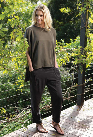 Tencel Oversized Tee