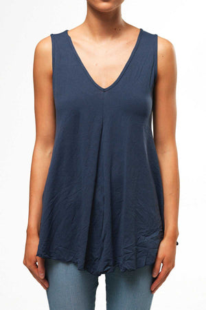 V NECK SWING TOP