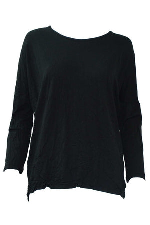 Nylon Long Sleeve Tee