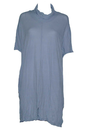 skivvy tunic w/ front splits