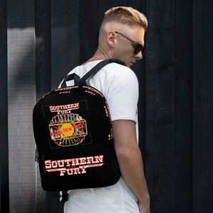 Southern Fury Brand New Boots Backpack
