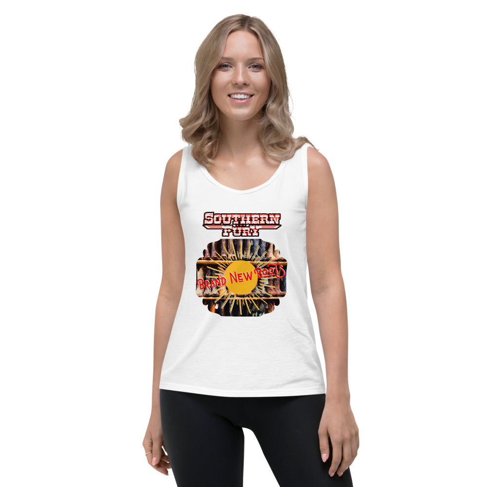 Southern Fury Brand New Boots Ladies' Tank