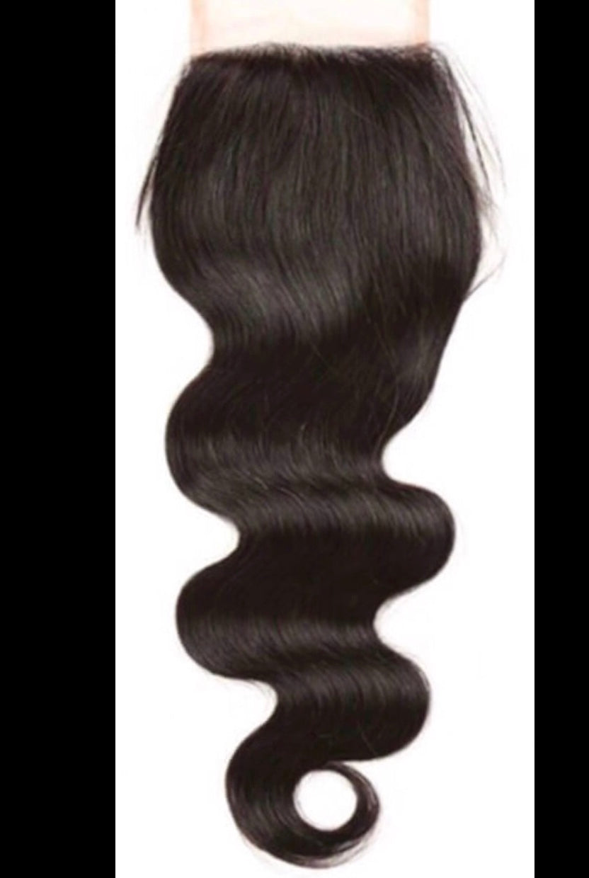 Luxury 5x5 Body Wave Closure