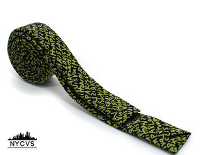 Louis Vuitton Stephen Sprouse Graffiti Skinny Tie - NYC Vintage Shop
