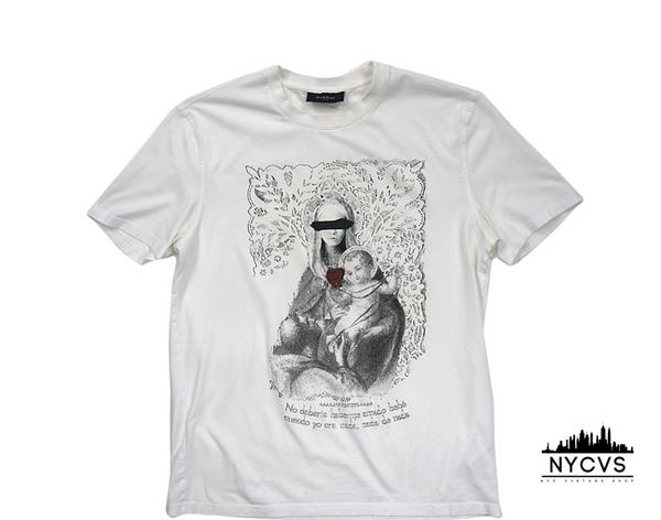 Givenchy Madonna Tee - NYC Vintage Shop