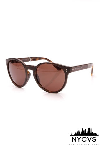 Burberry Brown Folding Sunglasses - NYC Vintage Shop