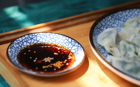 Dumplings In Hot Oil - Best Lunar Chinese New Year Dishes - Year of the Ox
