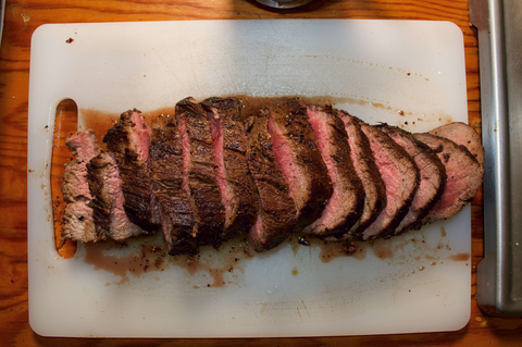 Perfectly Cooked Mishima Reserve Chateaubriand from CrowdCow