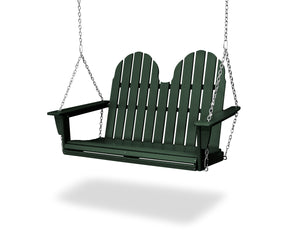 "POLYWOOD® Vineyard Adirondack 48"" Swing"