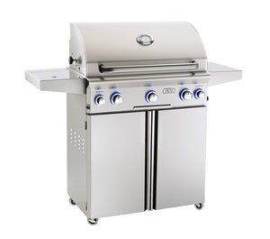 "AOG L Series 30"" Grill w/ Rotisserie and Side Burner"