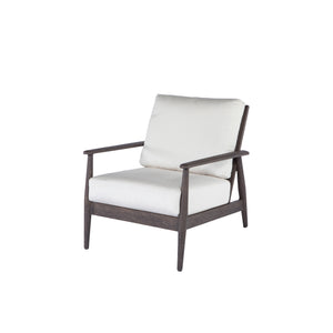 Ebel Augusta Club Chair in Chestnut