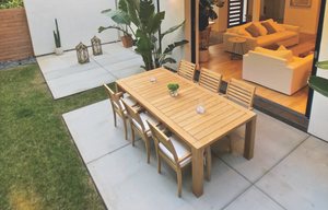 Royal Teak Avant 7 Piece Dining Group