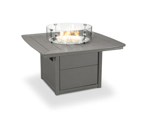 "POLYWOOD® Nautical 42"" Fire Pit Table"
