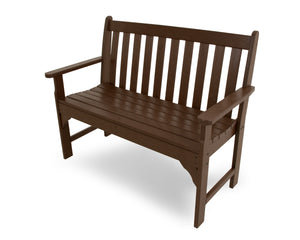 "POLYWOOD® Vineyard 48"" Bench"