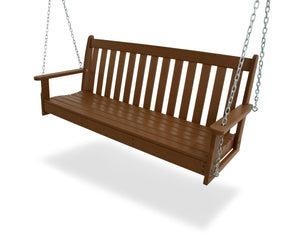 "POLYWOOD® Vineyard 60"" Swing"