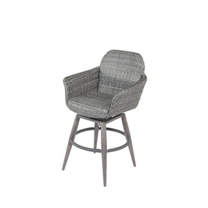 Ebel Lasalle Bar Height Swivel Stool