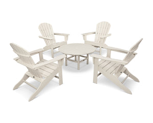 POLYWOOD® South Beach 5-Piece Conversation Group