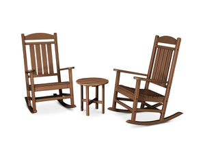POLYWOOD® Presidential 3-Piece Rocker Set