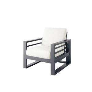 Ebel Palermo High Back Club Chair
