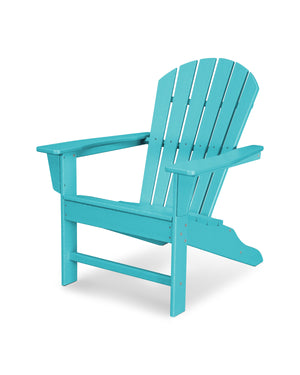 POLYWOOD® South Beach Adirondack in Vibrant Colors