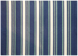 Hampton Bay Outdoor Rug - Blue