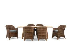 Winston Truss 7pc Dining Group